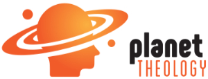 Logo for Planet Theology